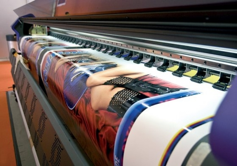 Empresas de Impressão Digital Vila Clementino - Impressão Digital Pvc
