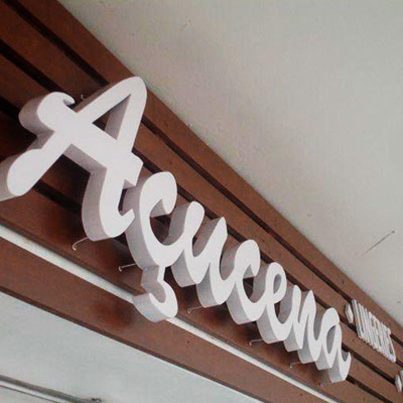 Preço de Placa com Letra Caixa Vila Mascote - Letra Caixa com Led