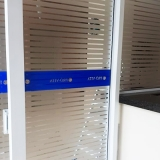 adesivos jateados para janela Pinheiros