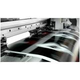 impressão digital pvc orçamento Higienópolis