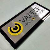 placas informativas para restaurantes orçar Ibirapuera