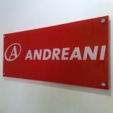 placas informativas para restaurantes