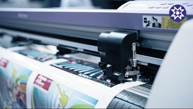 Valor de Impressão Digital Adesivo Zona Sul - Impressão Digital Backdrop