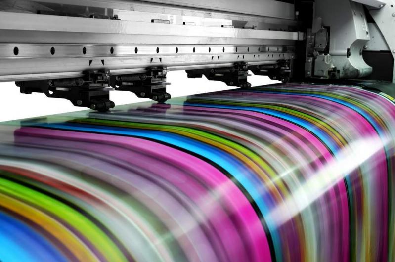 Valor de Impressão Digital Pvc Bosque da Saúde - Adesivo Impressão Digital